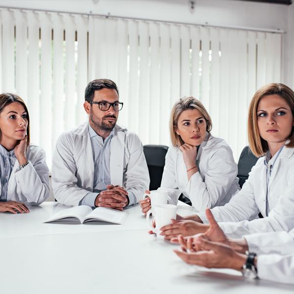 zebranie lekarzy